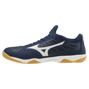 REVIEWER  SALA ELITE IN (futsal) [Unisex], Navy × White