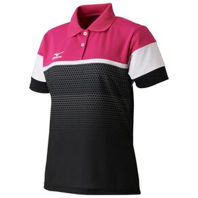 DRY SCIENCE Game shirt (racquet sports) [ladies], Black