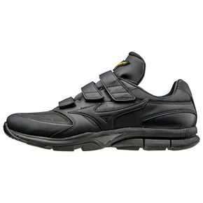 【Mizuno Pro】Trainer(baseball/ softball)[mens], Black x Black