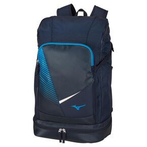 Backpack (28L) (1 piece), Navy × Sax