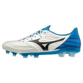 REVIEWER 3 ELITE(Soccer)[Unisex], White × Black x Blue