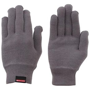 BREATH THERMO Inner knit glove [Unisex], Gray