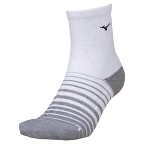 BIO GEAR SONIC socks (middle) (volleyball)[Unisex], White