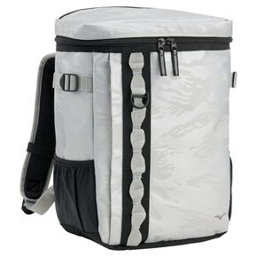 Tarpaulin Backpack(20L), Silver