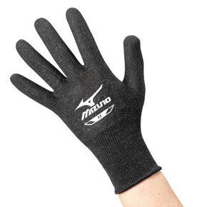 Work grab BREATH THERMO/Nitrile breath type [Unisex] , Black
