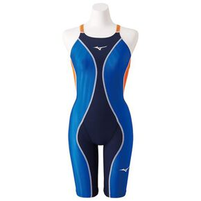 FX・SONIC+ half spats for competitive swimming [Junior], Blue