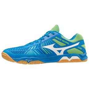 WAVE MEDAL Z2(table tennis)[Unisex], Blue × White × Yellow