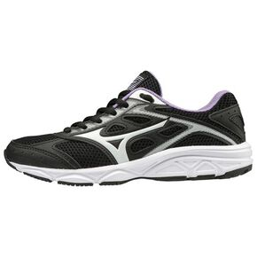 Maximizer 21 (Running) [Junior], Black x White × Purple