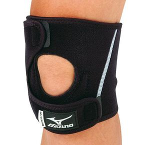 BIO GEAR Supporter (for knees/for both left and right)/1 piece [Unisex] , Black