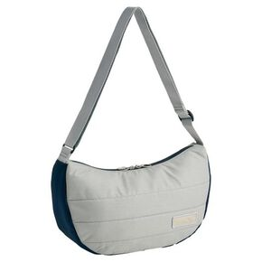 Shoulder bag (boat type), Gray
