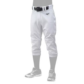 GACHI Uniform Pants (Regular Type/Knee Hips with Shock Absorption Pad) [Unisex], White