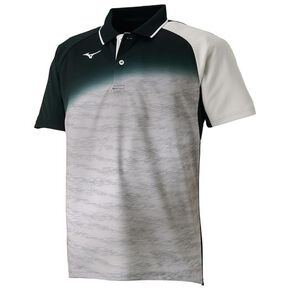 DRY SCIENCE Game shirt (Racquet Sports) [mens] , Vapor Silver