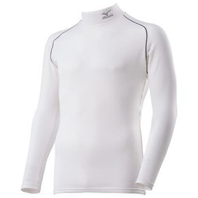BREATH THERMO BIO GEAR shirt [Unisex], White