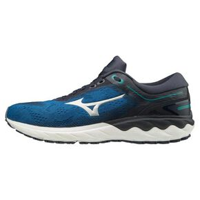 WAVE SKY Rise(Running)[mens], Blue × Silver