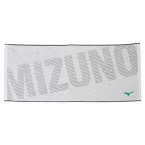 Jacquard face towel, White