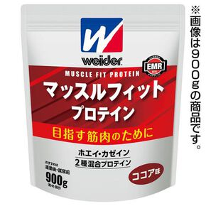 Morinaga Confectionery/Weider Muscle Fit Protein 360g (Cocoa flavor)※, NONE