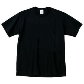 Colour T-shirt(short sleeve / no logo)(Junior), Black