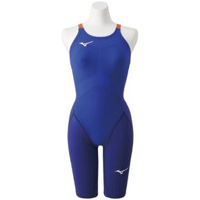 【Global fitting pattern】GX-Sonic IV ST Elite Swimsuit【Womens】, 蓝色