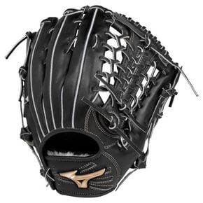 For softball 【Global Elite】HSelection02+(PLUS)【for outfielders/Size 13】, Black