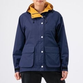 BREATH THERMO Reflection Gear Mountain Parka [ladies], Astral Aura Blue