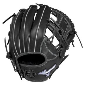 Youth soft baseball Diamond Ability(AXI)【for all-round/Size S】, Black