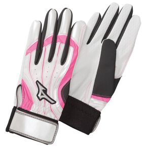 Gloves long type (both hands)(Park Golf)[ladies], Pink