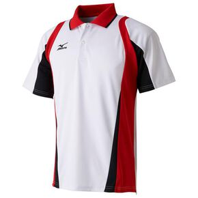 DRY SCIENCE Game shirt (racquet sports) [Unisex], White
