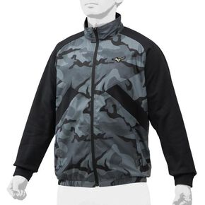 【Global Elite】Training hybrid jacket [Unisex], Black