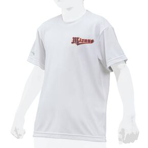 T-shirt/Round neck[Junior], White