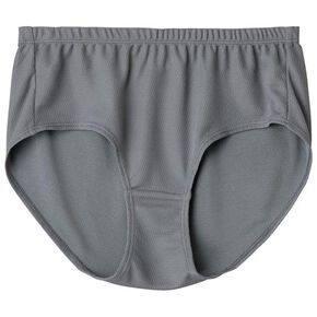 ICE TOUCH quick dry under shorts [ladies], Cass Charcoal