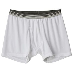 ICE TOUCH Quick Dry Under Trunks [mens], White