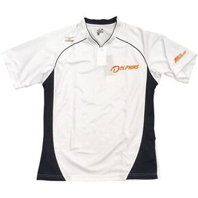 Major Second Baseball Shirt [Junior], White