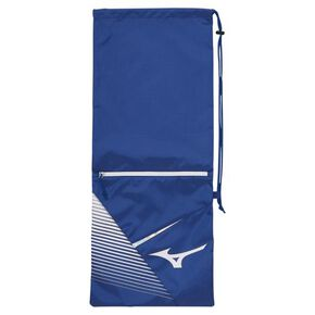 Racquet Bag (For two racquets), Blue x White