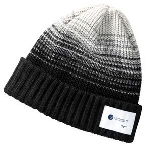 BREATH THERMO double knitted cap [Unisex], Black
