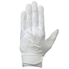 Select 9【For right hand/ left-hand hitters】[Unisex], White × White