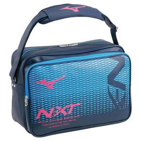N-XT Shoulder Bag (30L), Navy × Magenta