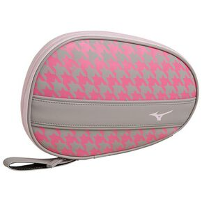 Racquet Case(for 1 racquet)[ladies], Gray × Pink