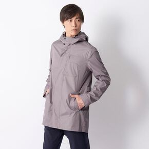 Water Resistant Swallowtail Jacket[mens], Moon Mist