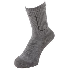 Midweight pile socks [ladies], Gray