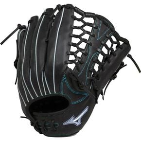 For softball Diamond Ability(AXI)【For outfielders/ Size 14】, Black