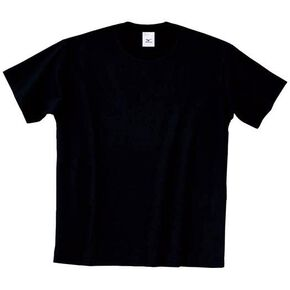 Colour T-shirt(Colour / no logo)(Junior), Black