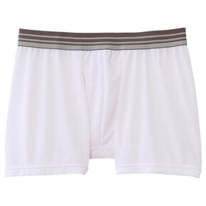 【DRY VECTOR EVERY】trunks (large size)[mens], Off White