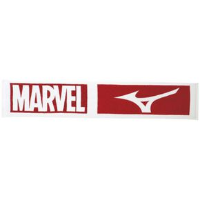MARVEL scarf towel , Red