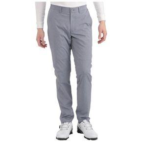 BREATH THERMO stretch Move warm pants(large size)[mens], Heather Navy