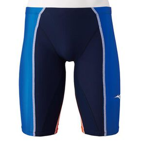FX・SONIC+ half spats for competitive swimmers [Junior], Blue