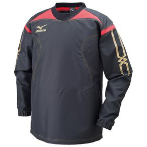 TOUGH BREAKER shirt (rugby)[mens], Black