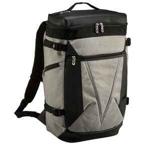 Quick Access Backpack (30L), Heather Gray