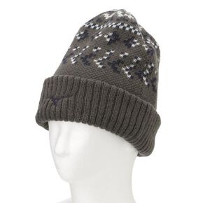 BREATH THERMO knit cap [Unisex], Cass Charcoal