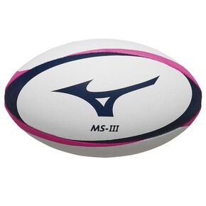 【Japan Rugby Football Association Certified Ball】Rugby Ball MS-III (No. 3 Ball), NONE