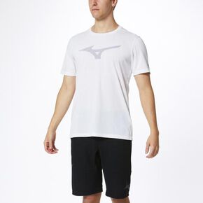 Logo T-shirt [mens], White